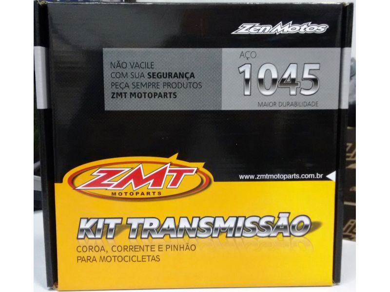 Kit Relacao XR 200 NX 200 XR200 NX200 Todos Anos 0323 KCPC016