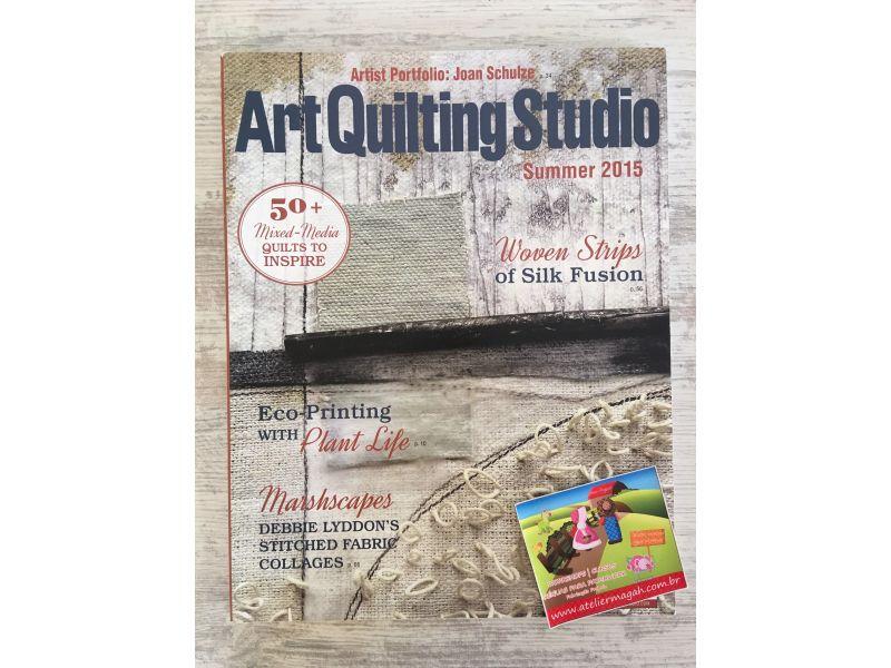 Livro Art Quilting Studio