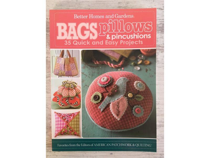 Bags, Pillows & Pincushions