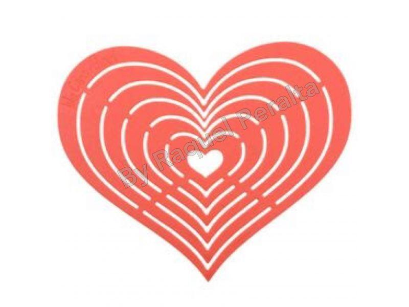 Gabarito para Corações