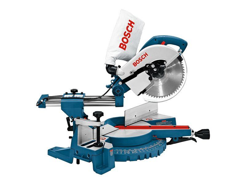 Serra De Esquadria GCM 10 S 1.800w 220v Bosch-0601b205E0