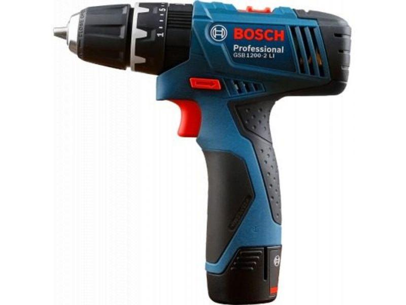Parafusadeira Chave De Impacto Gsb 1200-2-Li Professional - Bosch - 220  Volts