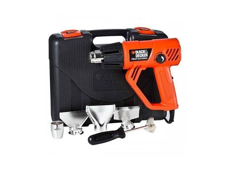 Kit Soprador Termico Profissional 220v Black E Decker HG2000B2
