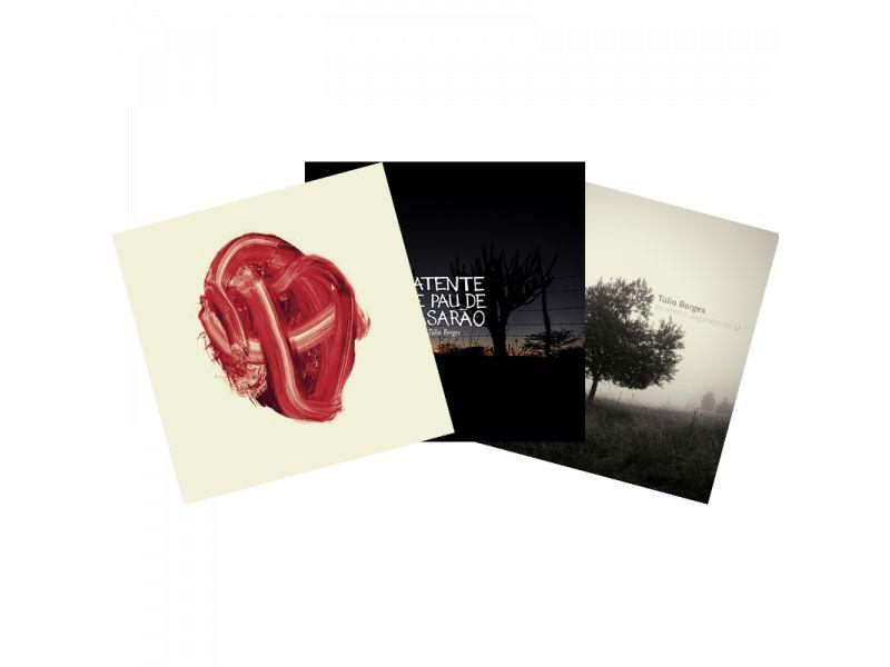 KIT 3 CDs